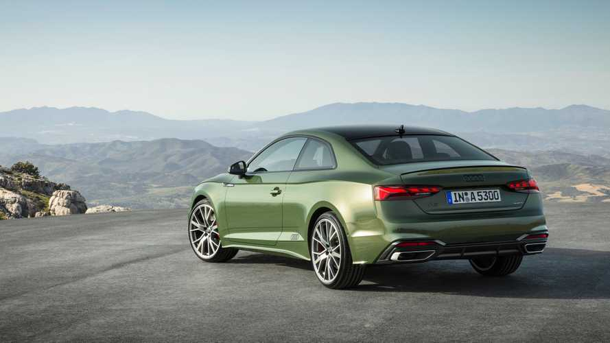 2020 Audi A5 Coupe Modell