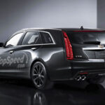 2020 Cadillac Cts V Coupe Erste Fahrt