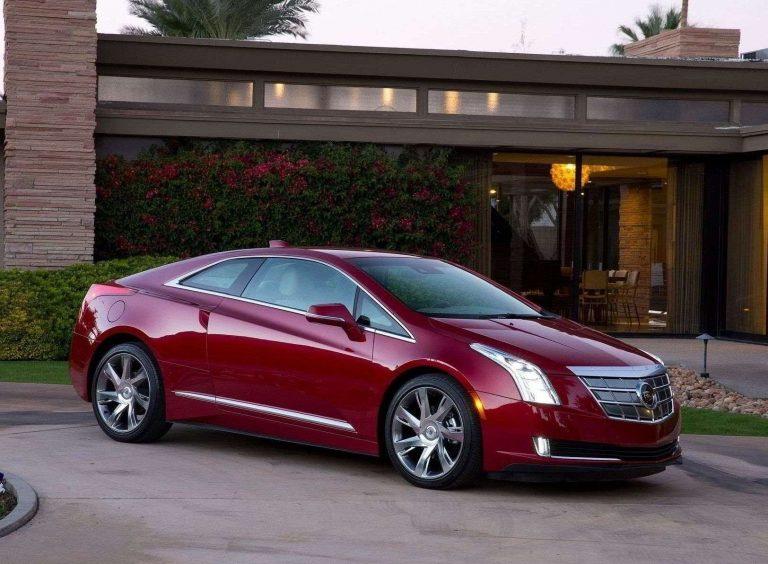 2020 Cadillac Elr S Spy Shoot