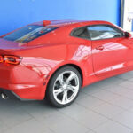 2020 Chevy Camaro Competition Arrival Gerüchte