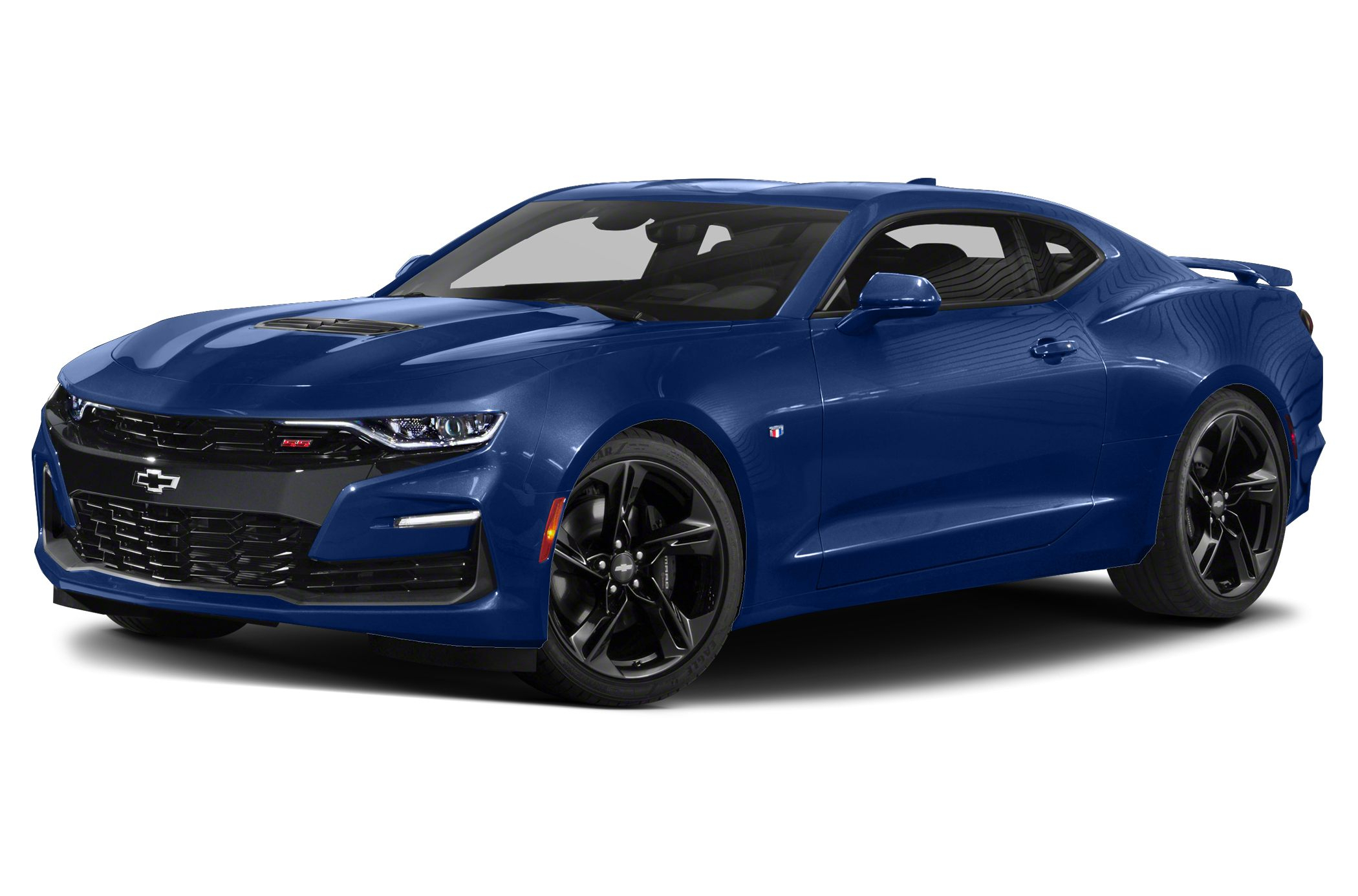 2020 Chevy Camaro Competition Arrival Motor