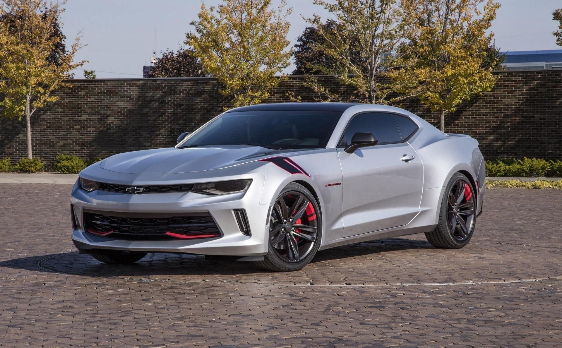 2020 Chevy Camaro Competition Arrival Preise