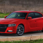 2020 Dodge Avenger Spy Shoot