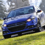 2020 Dodge Dart Srt4 Driving Art Bilder