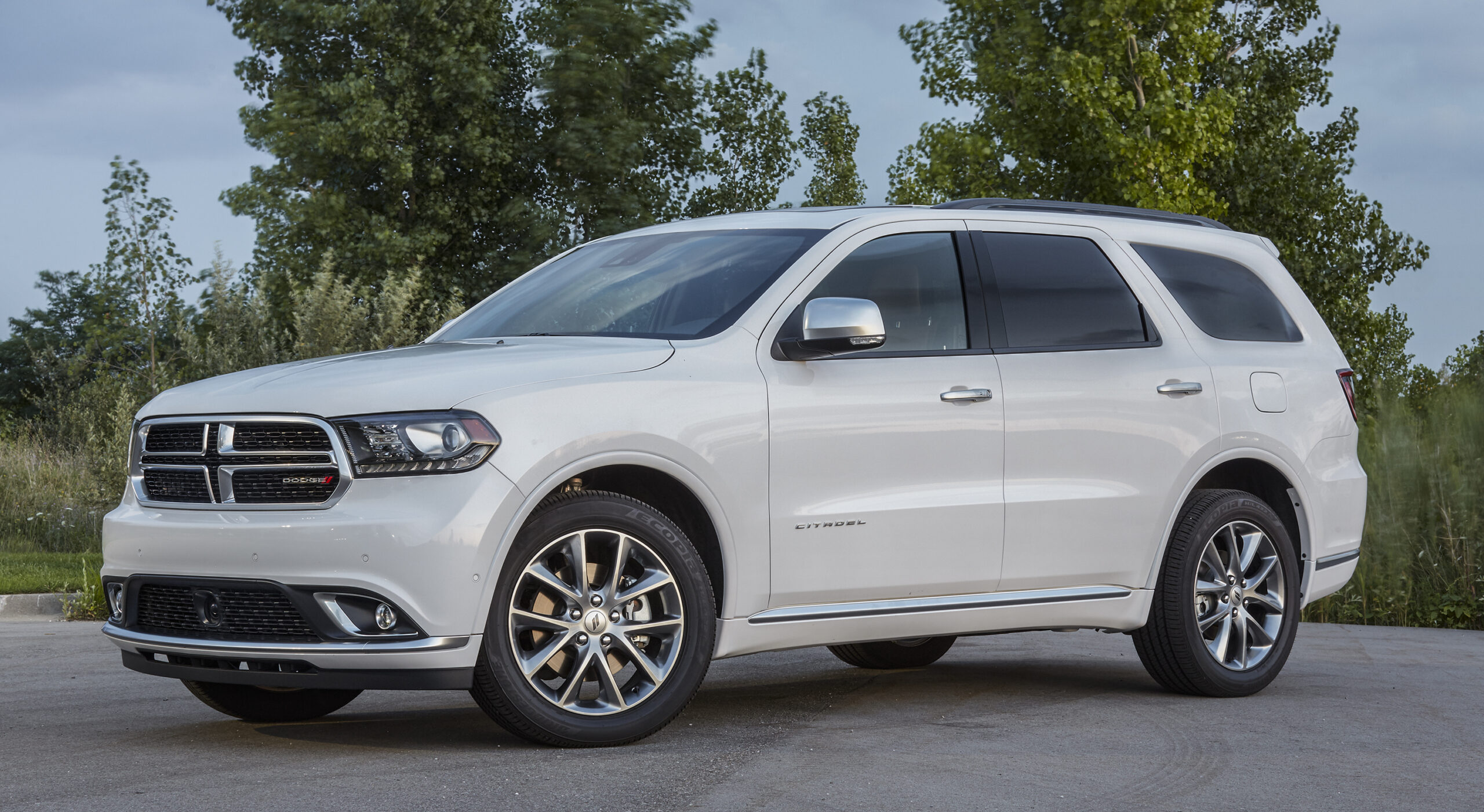 2020 Dodge Durango Fotos