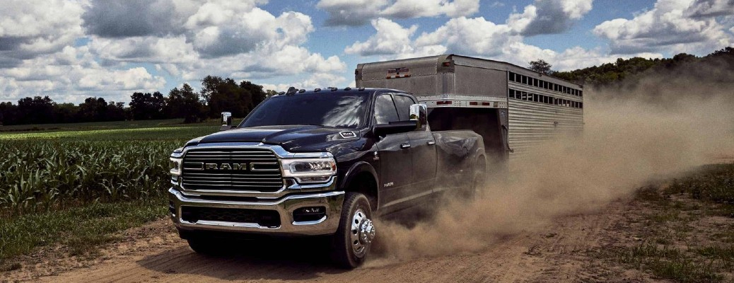 2020 Dodge Ram 3500 Rezension