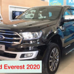 2020 Ford Everest Preise
