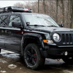 2020 Jeep Patriot Bilder