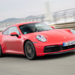 2020 Porsche 911 Rezension