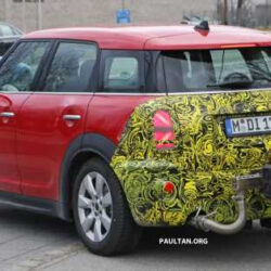 2020 Spy Shots Mini Countryman Spesifizierung
