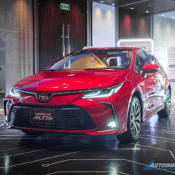 2020 Toyota Altis Performance