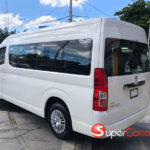2020 Toyota Hiace Performance