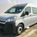 2020 Toyota Hiace Rezension