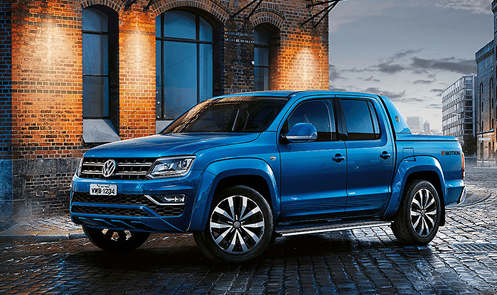 2020 Vw Amarok Fotos