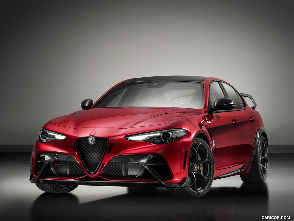 2021 Alfa Romeo Giulietta Spy Shoot