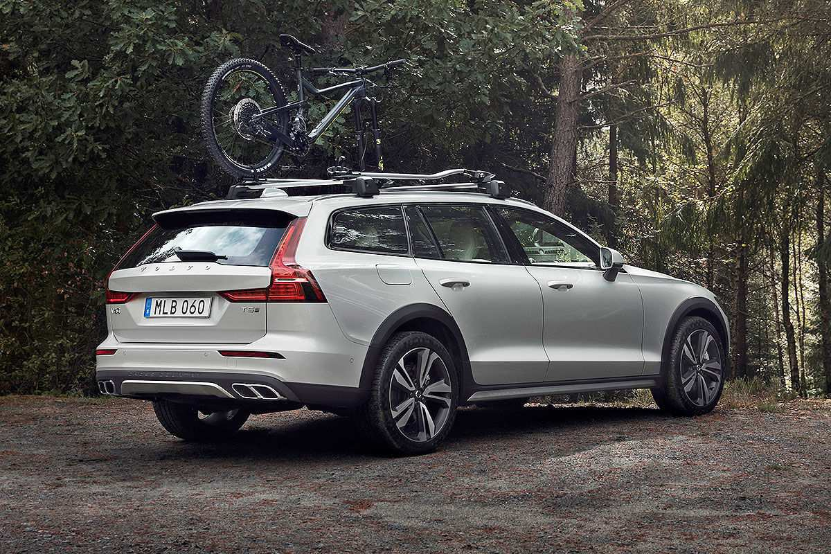 2021 All Volvo Xc70 Modell