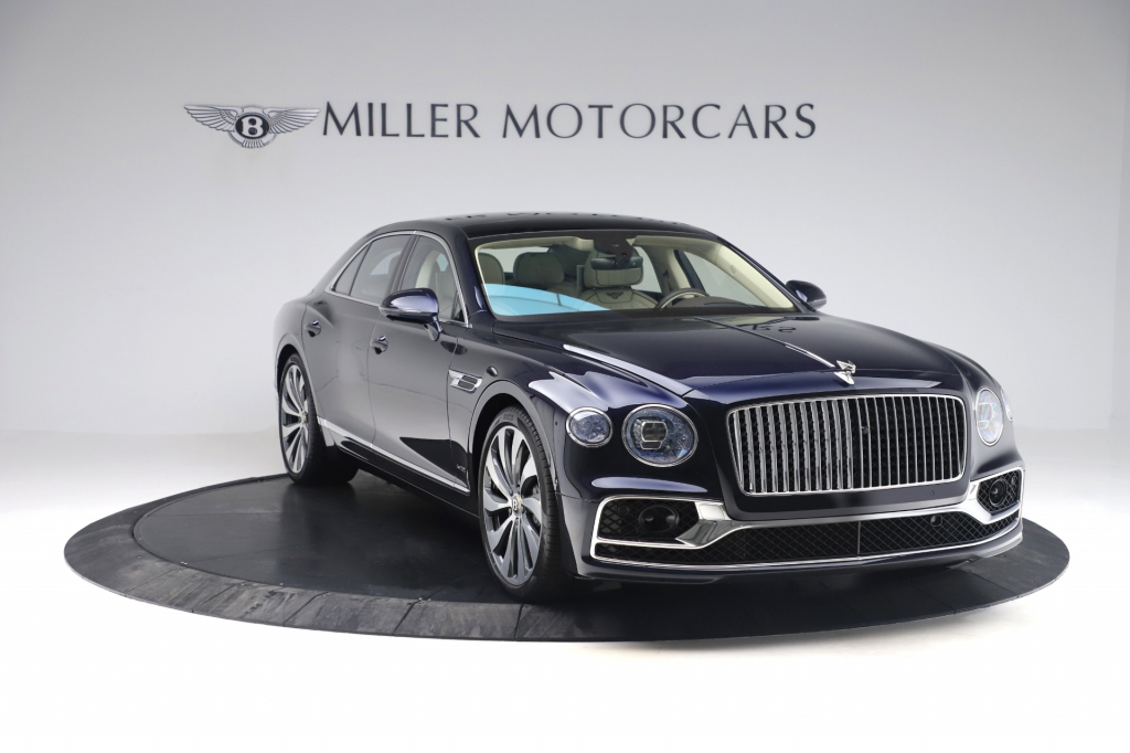 2021 Bentley Flying Spur Geschichte