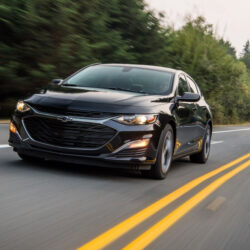 2021 Chevy Malibu Ss Rezension