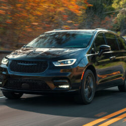 2021 Chrysler Town Country Awd Motor