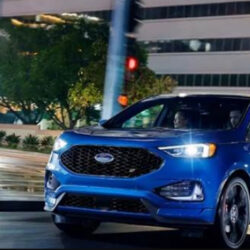 2021 Ford Edge Sport Rezension