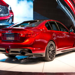 2021 Infiniti Q50 Coupe Eau Rouge Performance