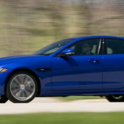 2021 Jaguar Xe Sedan Rezension