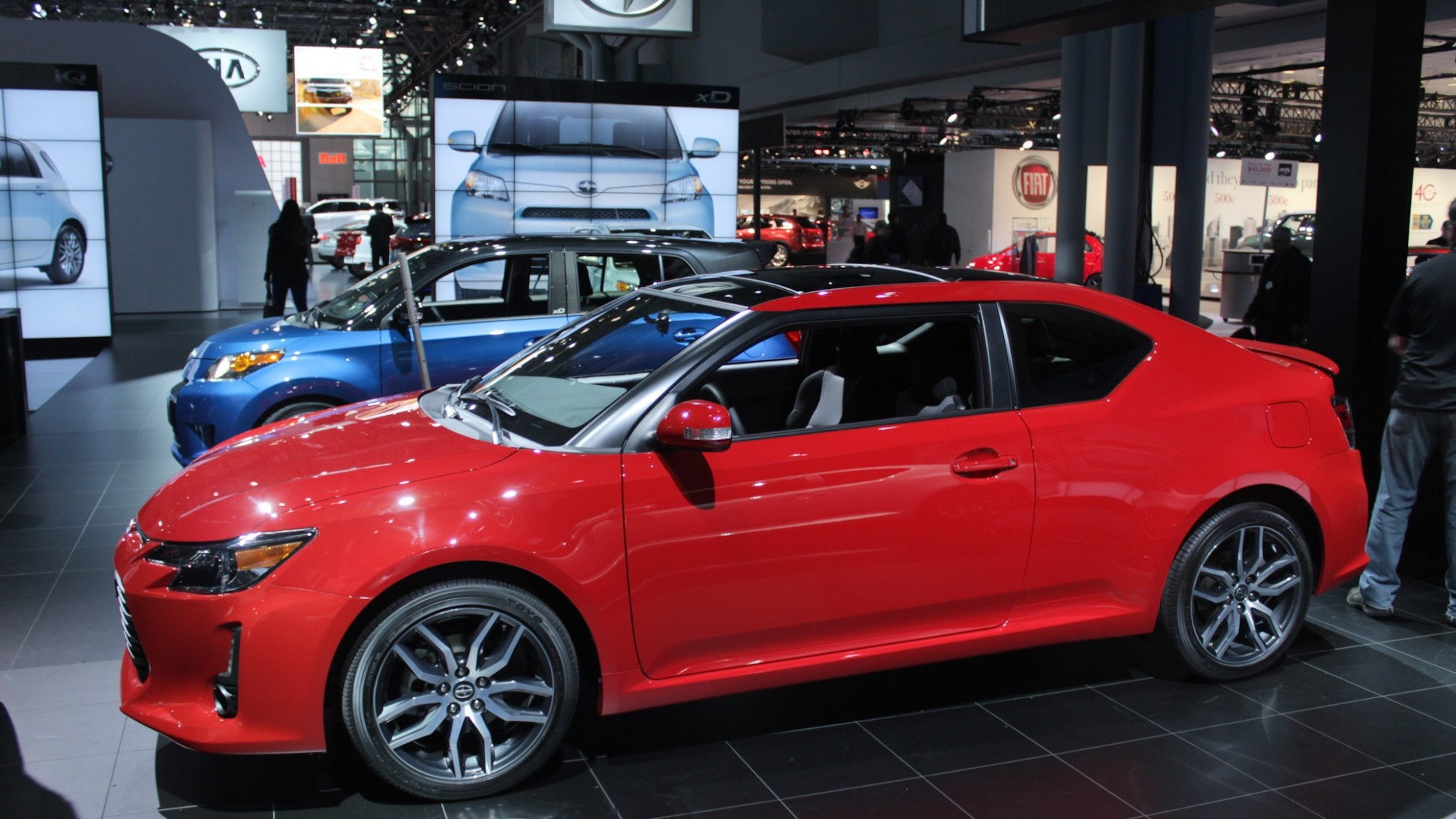 2021 Scion Tced Performance