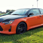 2021 Scion Tced Modell