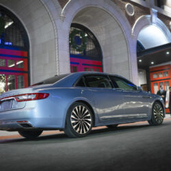 2021 The Lincoln Continental Preis