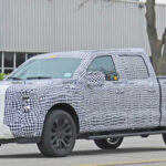 2021 The Spy Shots Ford Fusion Bild