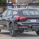 2021 The Spy Shots Ford Fusion Bilder