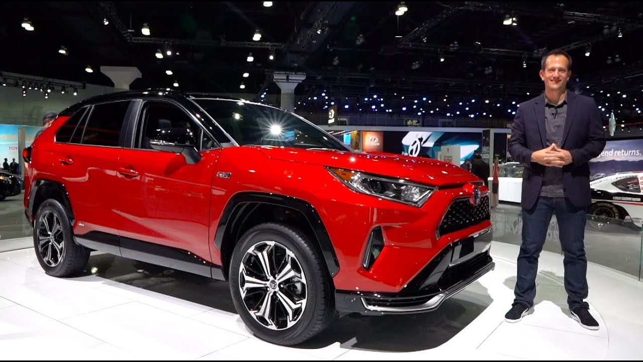 2021 Toyota Rav4 Hybrid Release Date and Concept