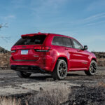 Jeep Grand Cherokee Neugestaltung