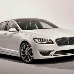 Spy Shots Lincoln Mkz Sedan Preisgestaltung